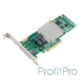 Adaptec ASR-8805E SGL 2294001-R RAID 0/1/10/ 8i-ports 512Gb