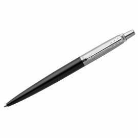 "Ручка гелевая Parker ""Jotter Bond Street Black CT"" синяя, 1,0мм, кнопочн., подар. уп."