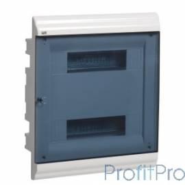 IEK_MKP82-V-24-41-10_Бокс ЩРВ-П-24 модуля встраив.пластик IP41 PRIME