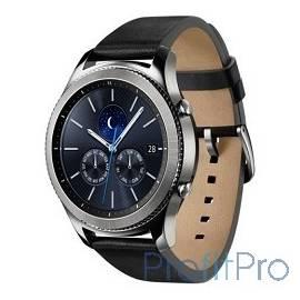 Sam. GearS3 часы SM-R770 classic silver [SM-R770NZSASER]
