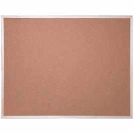 Доска пробковая OfficeSpace, 120*90см, деревянная рамка