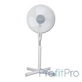 "Вентилятор напольный FIRST FA-5553-1 White Мощность 50 Вт.Диаметр 16"""" / 40 см.White"