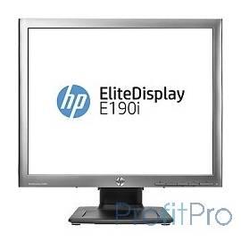 "LCD HP 19"" E190i Silver IPS LED 1280x1024 8ms 5:4 DVI D-Sub DisplayPort [E4U30AA]"