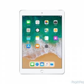 Apple iPad Wi-Fi + Cellular 128GB - Silver (MR732RU/A) (2018)