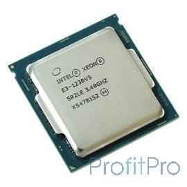 CPU Intel Xeon E3-1230v5 Skylake OEM 3.4ГГц, 8Мб, Socket1151