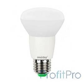 Светодиодная (LED) Лампа Smartbuy-R63-08W/6000/E27 (SBL-R63-08-60K-E27)