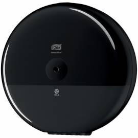 Диспенсер для туалетной бумаги в рулонах Tork SmartOne, пластик, механический, черный