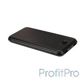 Continent PWB80-262BK Аккумулятор внешний портативный, 8000mAh, черный