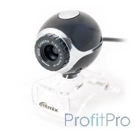 Вебкамера RITMIX RVC-015M USB, 1.3 Мп,1600x1200, микрофон