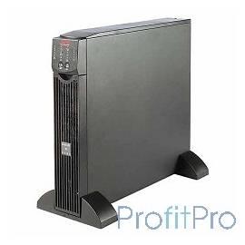 APC Smart-UPS RT 1000VA RM SURT1000RMXLI Black (SURT1000XLI + SURTRK)