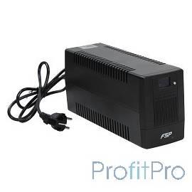 FSP DPV850 PPF4801501 Line interactive, 850VA/480W, Schuko