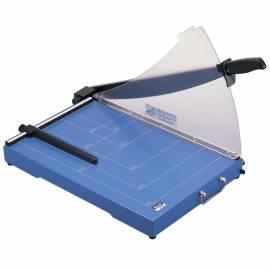 Резак сабельный А3 KW-trio 448мм до 20 листов, защитный экран, металлическое основание