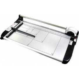 Резак роликовый A3 KW-Trio 480мм до 15 листов, защитный экран, автоприжим, металлическое основание