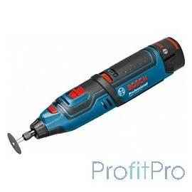 Bosch GRO 10,8 V-LI Прямая шлифовальная машина аккумуляторная [06019C5001] 10.8 В, 5000-35000 об/мин, 1,1кг, 2 акк, ЗУ