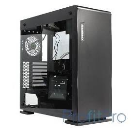GameMax Корпус [9909(909) VEGA Tempered Glass Black] без БП (Midi Tower, ATX, Black)