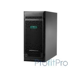 Сервер HP ProLiant ML110 Gen10, 1x 3106 Xeon-B 8C 1.7GHz, 1x16GB-R DDR4, S100i/ZM (RAID 0,1,5,10) noHDD (4 LFF 3.5&apos&apos HP