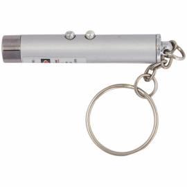 Указка-брелок лазерная Beifa (указка, фонарик), радиус действия 200м.