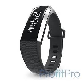 Фитнес-браслет RoverMate Fit OXY/Black (измерение кровяного давления)