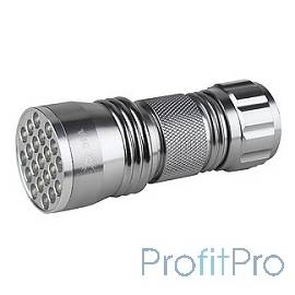 ЭРА C0034803 Фонарь SD21 21 светодиод, алюминий, 3хААА в комплект не входят