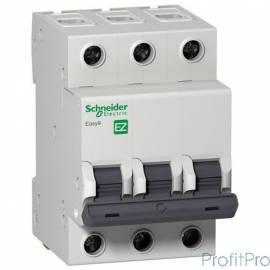 Schneider-electric EZ9F34316 АВТ. ВЫКЛ. EASY 9 3П 16А С 4,5кА 400В S