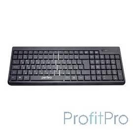"Perfeo клавиатура беспров. ""Idea"", USB, чёрная [PF-2506-WL]"