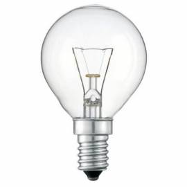 Лампа накаливания ЭРА ДШ40 40W E14 230V CL прозрачная