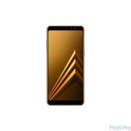 Samsung Galaxy A8 SM-A530F/DS (2018) gold (золотой) 5.6&apos&apos (2220x1080)IPS/Exynos 7885 Octa/32Gb/4Gb/3G/4G/16MP+16MP/8MP/