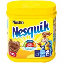 Какао-напиток Nesquik, порошок, пластиковая банка, 500г