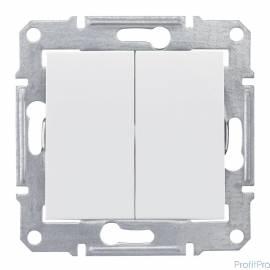 Schneider-electric SDN0300121 Выкл. 2кл. cx.5, бел.