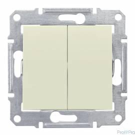Schneider-electric SDN0300147 Выкл. 2кл. cx.5, беж.