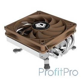 Cooler ID-Cooling IS-40V3 95W/PWM/ Intel 775,115*/AMD/ Low profile/Screws