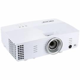 Проектор Acer X128H, 1024х768, 4:3, HDMI, 3600Lm, LUMENS 20000:1, lamp 10000 часов, 3D, черный