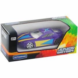 """Машина игрушечная """"Crystal High Speed Car"""", 1:60, ассорти, диспенсер"""