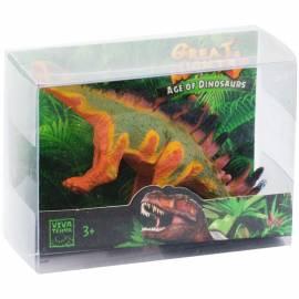 "Фигурка динозавра Viva Terra ""Great & Mighty"", картонная коробка"