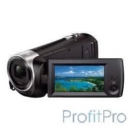 "SONY HDR-CX405 черный 30x IS opt 2.7"" 1080p MSmicro+microSDXC Flash"
