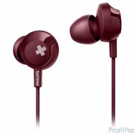 Philips SHE4305RD/00, красный