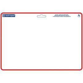 Доска для рисования с маркером двухсторонняя Centropen, горизонтальная, А4