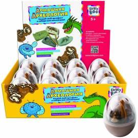 """Набор для создания раскопок Kribly Boo """"Динозавр"""", ассорти, яйцо-сюрприз"""