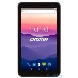 """Digma Optima 7018N 4G MTK8735 (1.3) 4C, RAM2Gb, ROM16Gb 7"""" IPS 1024x600, 3G, 4G, Android 7.0, черный, 2Mpix, 0.3Mpix, BT, GPS,"""
