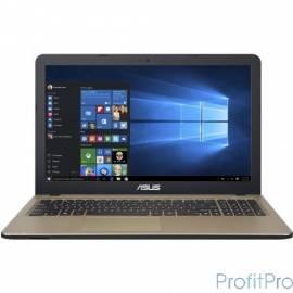 """Asus X540LA-DM1082T [90NB0B01-M24520] Chocolate Black 15.6"""" FHD i3-5005U/4Gb/500Gb/W10"""