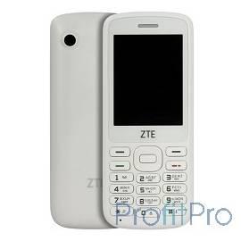 "ZTE F327 White (QuadBand, 2.4"" 320x240, 3G+BT, 45Mb+microSD, 0.08Mpx, 83г)"