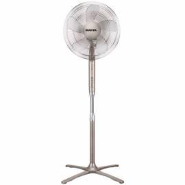 Вентилятор напольный Marta MT-2556, пульт Д/У, таймер, 5 лопастей