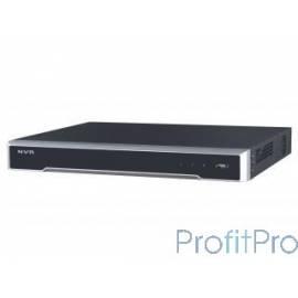 HIKVISION DS-7608NI-K2 8-ми канальный IP-видеорегистратор Видеовход: 8 каналов аудиовход: двустороннее аудио 1 канал RCA видеов