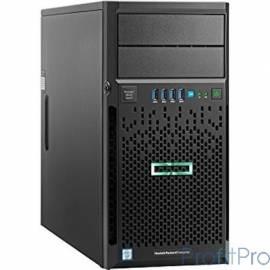 Сервер HPE ProLiant ML30 Gen9, 1x E3-1220v6 4C 3.0GHz, 1x8Gb-U, B140i/ZM (RAID 1+0/5/5+0) noHDD (4 LFF 3.5&apos&apos NHP) 1x350