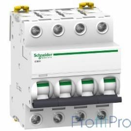 Schneider-electric A9F88416 АВТ. ВЫКЛ.iC60H 4П 16A B