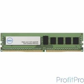 Память DELL 16GB (1x16GB) UDIMM 2400MHz , Dual Rank - Kit for G13 servers (R330, T330, R230, T130, T30) (analog 370-ADPP , 370-
