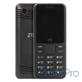 "ZTE R538 Black (QuadBand, 1.77"" 160x128, GSM+BT, 4Mb+microSD, 0.08Mpx, 91г)"