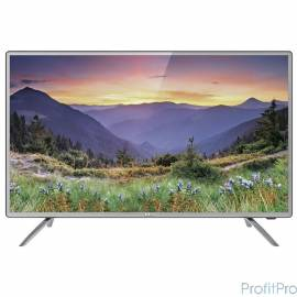 BBK 32LEX-5042/T2C черный 1366x768 50 Гц Wi-Fi Smart TV SCART VGA RJ-45