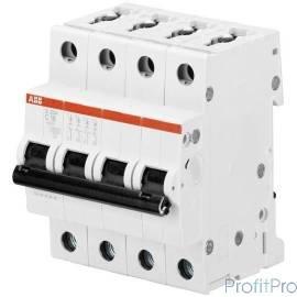 ABB 2CDS254001R0254 Автомат.выкл-ль 4-полюсной S204 C25