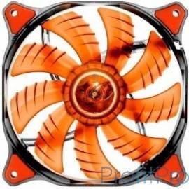 Cougar CFD140 RED Вентилятор CFD140 RED 140x 140x 25мм (40шт./кор, пит. от мат.платы и БП, красная подсветка, 1000об/мин) (CF-D